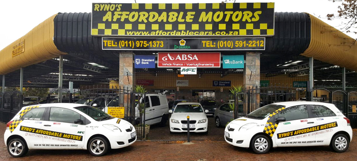 Used Car Dealer Kempton Park