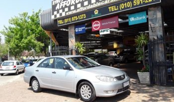 2005 Toyota Camry 2.4 Xli At For Sale in Gauteng full