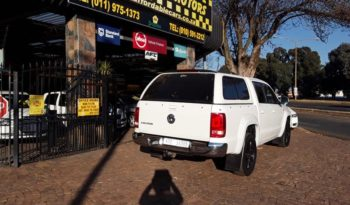 2011 Volkswagen Amarok 2.0 Tdi D/cab Trendline 4motion For Sale in Gauteng full
