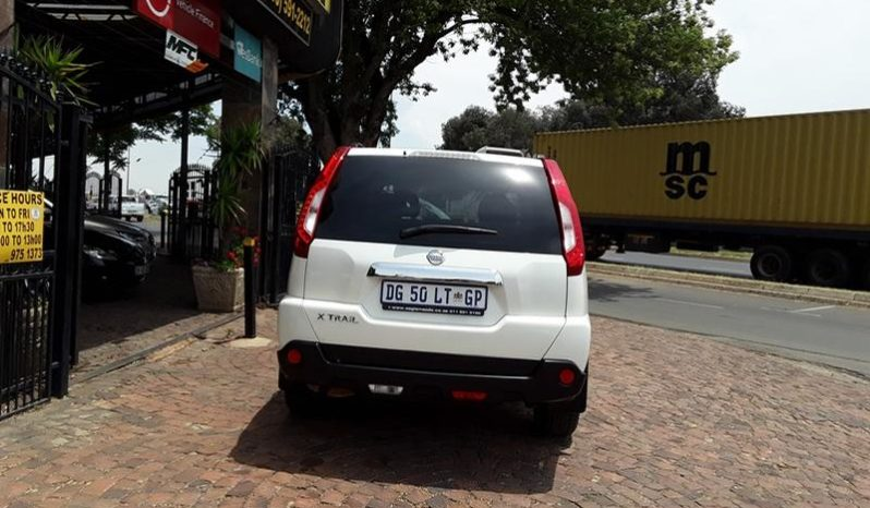 2014 Nissan X-Trail 2.0 4X2 Xe For Sale in Gauteng full