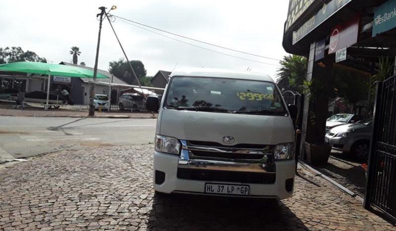 2015 Toyota Quantum 2.7 10-Seater Bus For Sale in Gauteng full