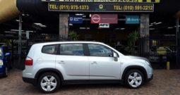 2011 Chevrolet Orlando 1.8 Ls For Sale in Gauteng
