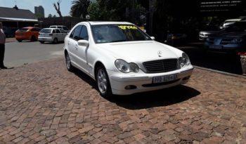 2003 Mercedes Benz C-Class Sedan C 240 Elegance Touchshift For Sale in Gauteng full