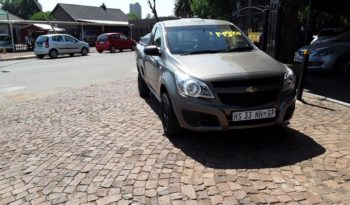 2017 Chevrolet Utility 1.4 AC PU SC For Sale in Gauteng full
