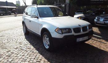 2005 BMW X3 2.0D For Sale in Gauteng full