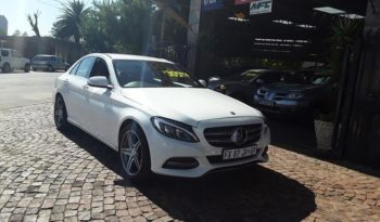 2014 Mercedes Benz C-Class Sedan C 220 Bluetec For Sale in Gauteng full
