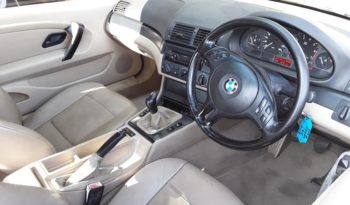 2001 BMW 318TI (E46) 318 For Sale in Gauteng full