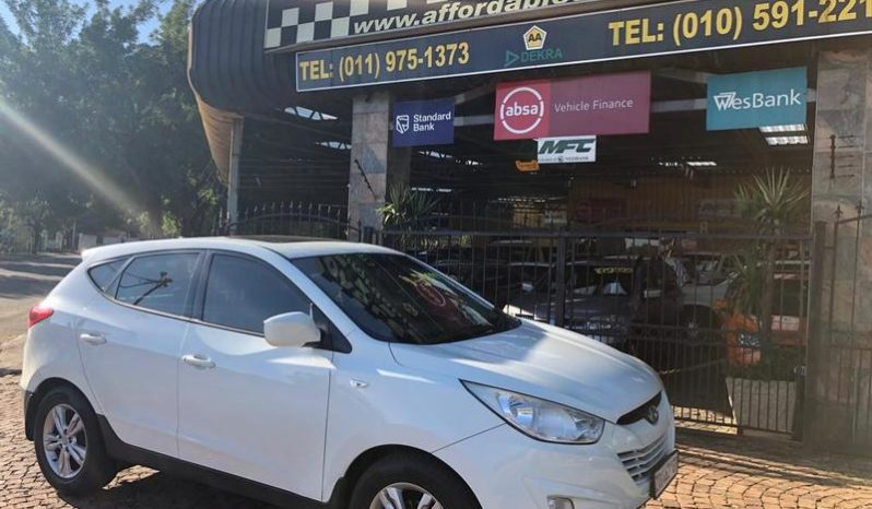 2010 Hyundai IX35 2.0 Gl 4X2 For Sale in Gauteng full