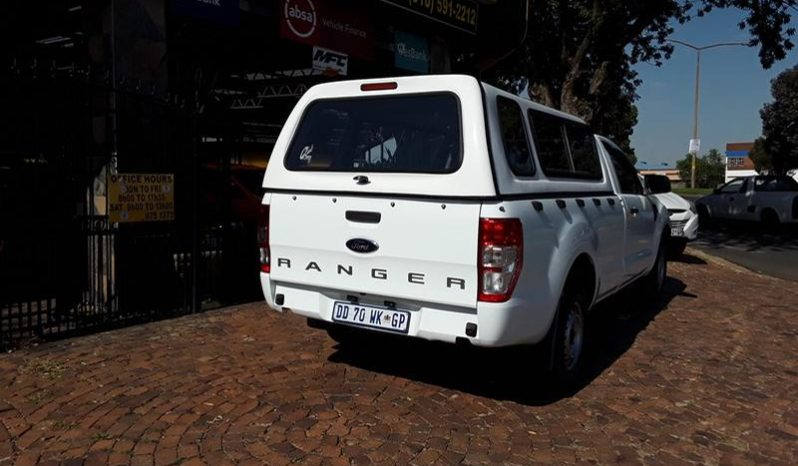 2014 Ford Ranger 2.5 Base Lr S/cab For Sale in Gauteng full