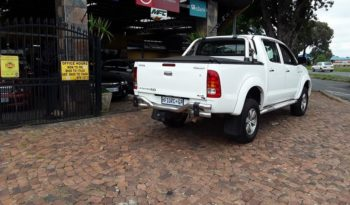2010 Toyota Hilux 3.0 D-4D D/cab 4X4 Raider For Sale in Gauteng full