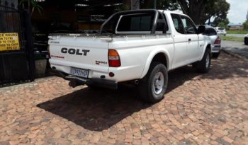 2002 Mitsubishi Colt Clubcab 3000i For Sale in Gauteng full