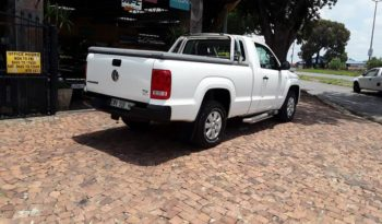 2012 Volkswagen Amarok 2.0 Tdi S/cab Trendline 4X2 For Sale in Gauteng full