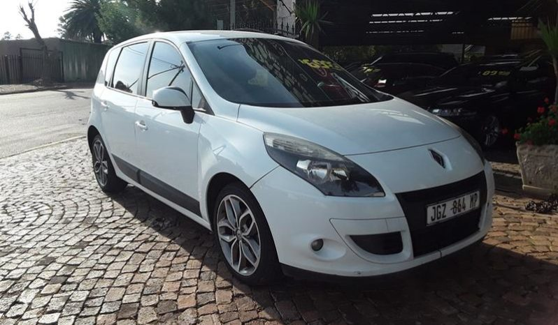 2010 Renault Scenic 1.6 Expression For Sale in Gauteng full