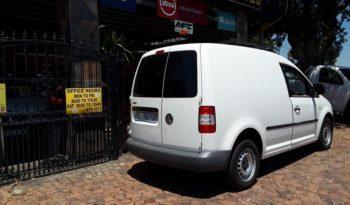 2008 Volkswagen Caddy Panel Van 2.0 Sdi For Sale in Gauteng full