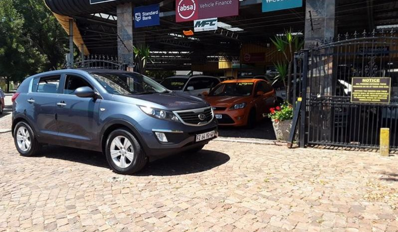 2011 Kia Sportage 2.0 Ignite 4X2 For Sale in Gauteng full