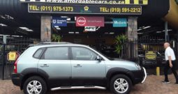 2007 Hyundai Tucson 2.0 Gls 4X2 For Sale in Gauteng