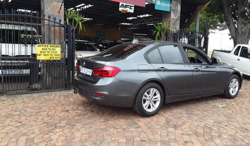 2018 BMW 3 Series Sedan 318i For Sale in Gauteng full