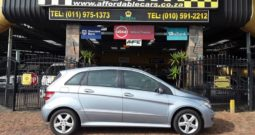 2007 Mercedes Benz B-Class B 200 Turbo Autotronic For Sale in Gauteng
