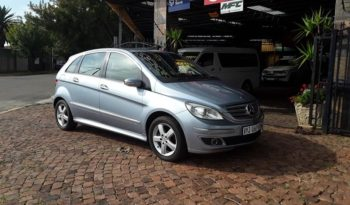 2007 Mercedes Benz B-Class B 200 Turbo Autotronic For Sale in Gauteng full
