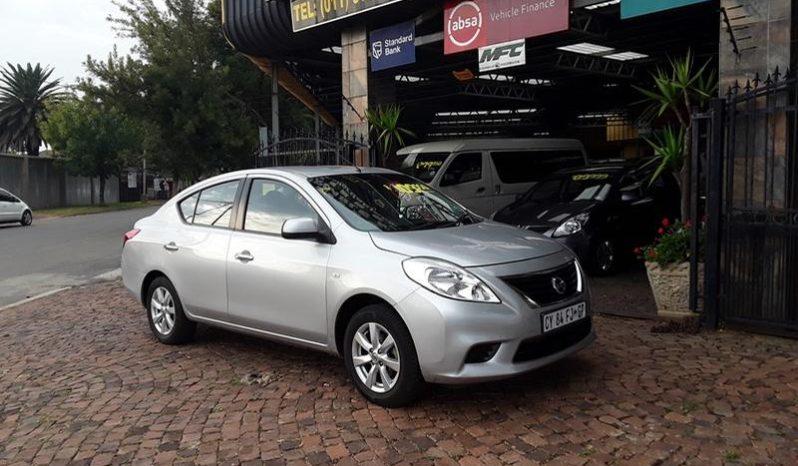 2014 Nissan Almera 1.5 Acenta For Sale in Gauteng full