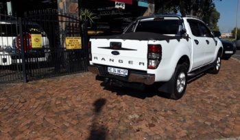 2012 Ford Ranger 3.2 Tdci Xlt Hr D/cab At For Sale in Gauteng full