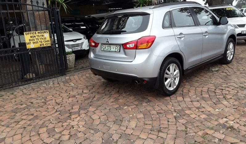 2014 Mitsubishi Asx 2.0 Glx For Sale in Gauteng full