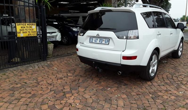 2008 Mitsubishi Outlander 2.4 Gls Mivec For Sale in Gauteng full