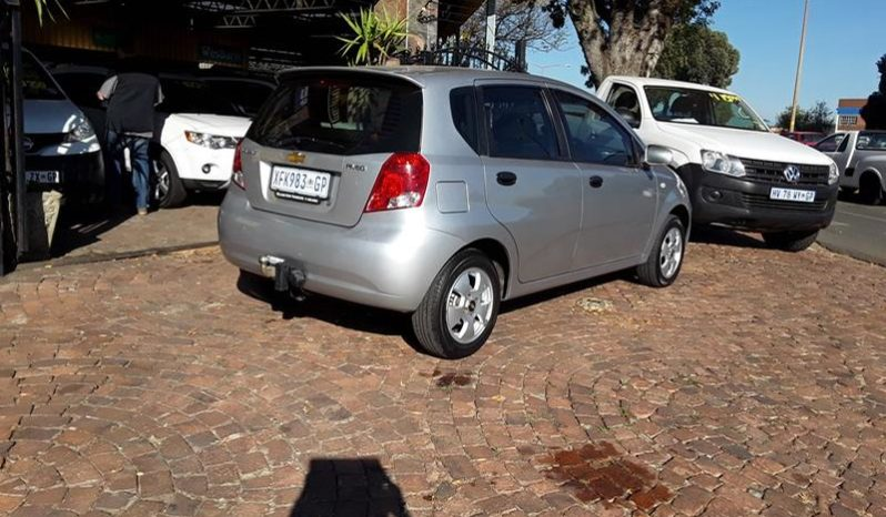 2007 Chevrolet Aveo 1.5 Lt 5-Door For Sale in Gauteng full