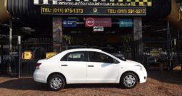 2013 Toyota Yaris Zen Sedan Zen3 1.3 Spirit For Sale in Gauteng