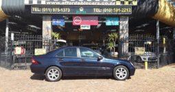 2006 Mercedes Benz C-Class Sedan C 180K Classic For Sale in Gauteng