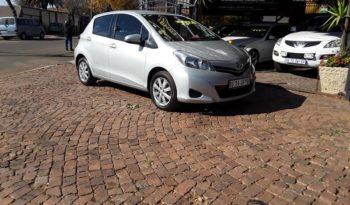 2012 Toyota Yaris 1.3 Xs 5-Door For Sale in Gauteng full