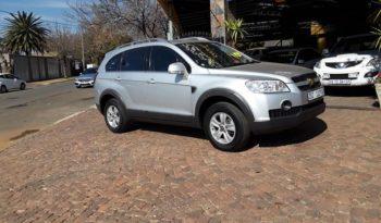 2010 Chevrolet Captiva 2.4 Lt Fwd For Sale in Gauteng full