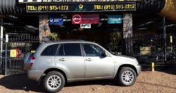 2010 Chery Tiggo 1.6 Tx For Sale in Gauteng