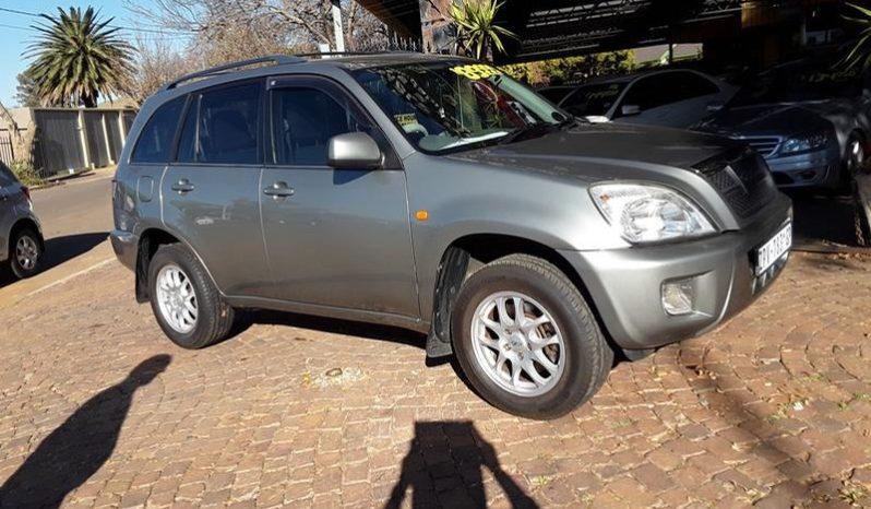 2010 Chery Tiggo 1.6 Tx For Sale in Gauteng full