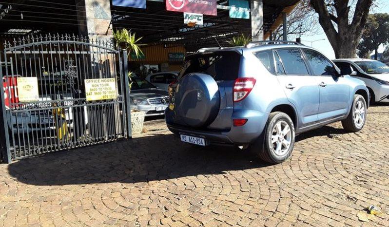 2009 Toyota Rav4 2.0 Gx 5-Door 4X4 For Sale in Gauteng full