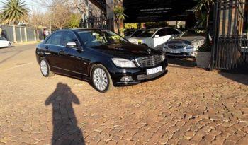 2008 Mercedes Benz C-Class Sedan C 200K Elegance Touchshift For Sale in Gauteng full