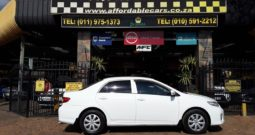 2011 Toyota Corolla 1.3 Professional For Sale in Gauteng