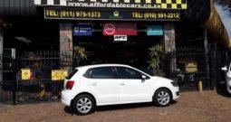 2011 Volkswagen Polo 1.4 Comfortline For Sale in Gauteng