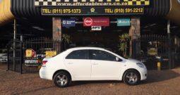 2009 Toyota Yaris Sedan 1.3 T3 Sedan (ac) For Sale in Gauteng