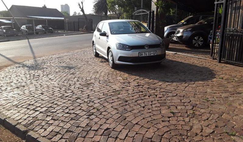 2014 Volkswagen Polo 1.2 Tsi Trendline For Sale in Gauteng full