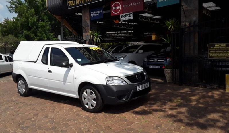 2013 Nissan NP200 1.6 8V A/c+safety Pack For Sale in Gauteng full