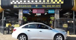 2009 Chevrolet Cruze Sedan 1.6 L For Sale in Gauteng