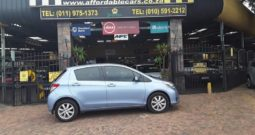 2012 Toyota Yaris 1.3 Xs 5-Door Cvt For Sale in Gauteng