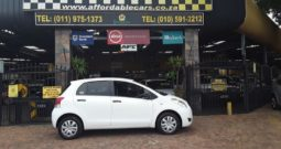 2011 Toyota Yaris Zen Zen3 1.3 5-Door Ac For Sale in Gauteng