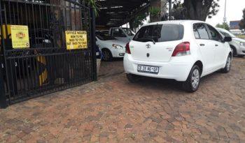 2011 Toyota Yaris Zen Zen3 1.3 5-Door Ac For Sale in Gauteng full