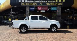 2009 Toyota Hilux 4.0 Vvti D/cab R/body Raider At For Sale in Gauteng